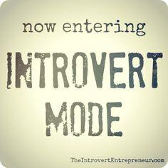 IntrovertMode